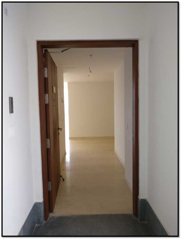 Main Entry Flat